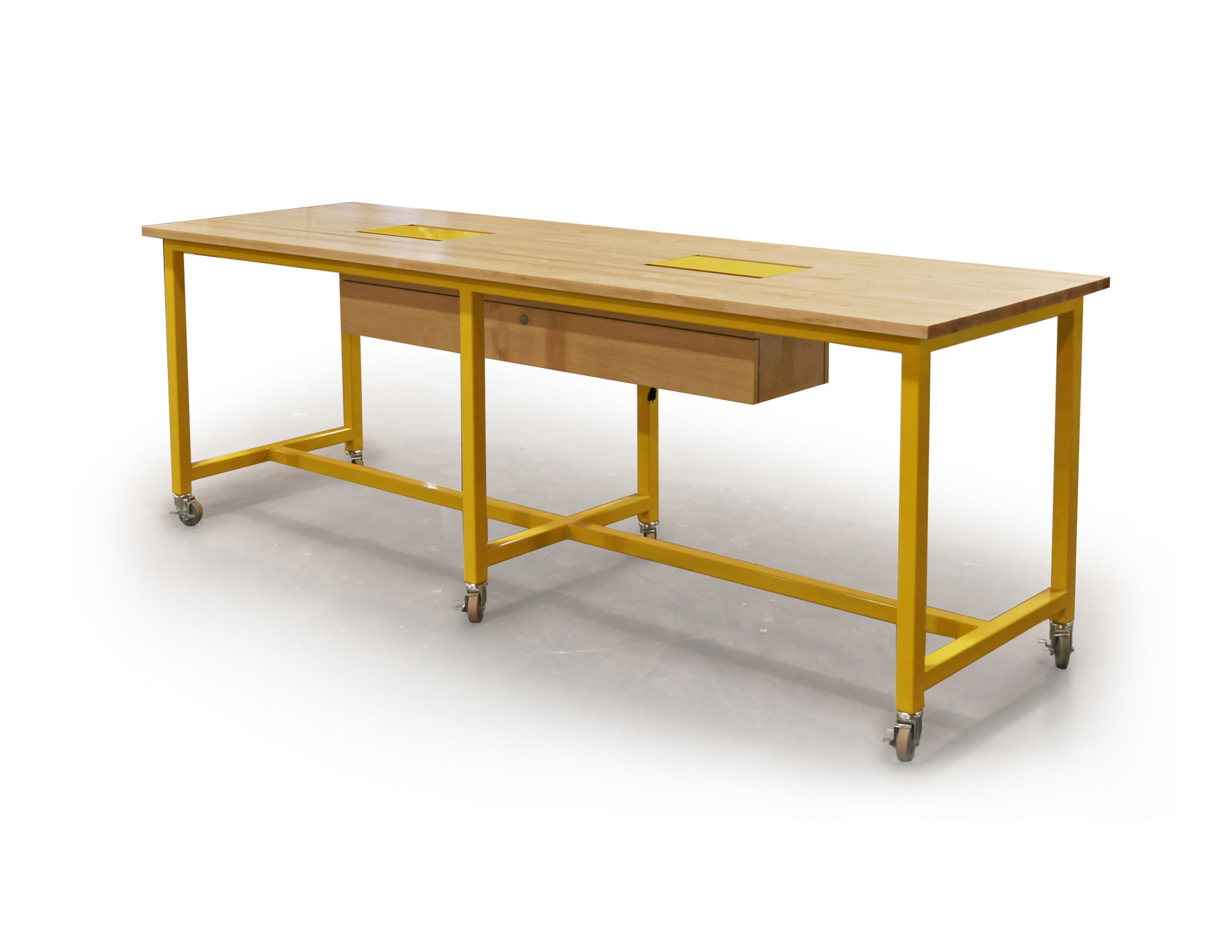 mobile tables + Training Tables