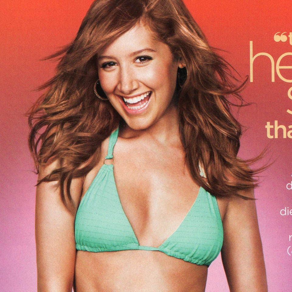 Ashley Tisdale Breast Implants