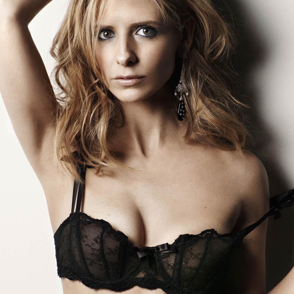 Sarah Michelle Gellar Breast Implants