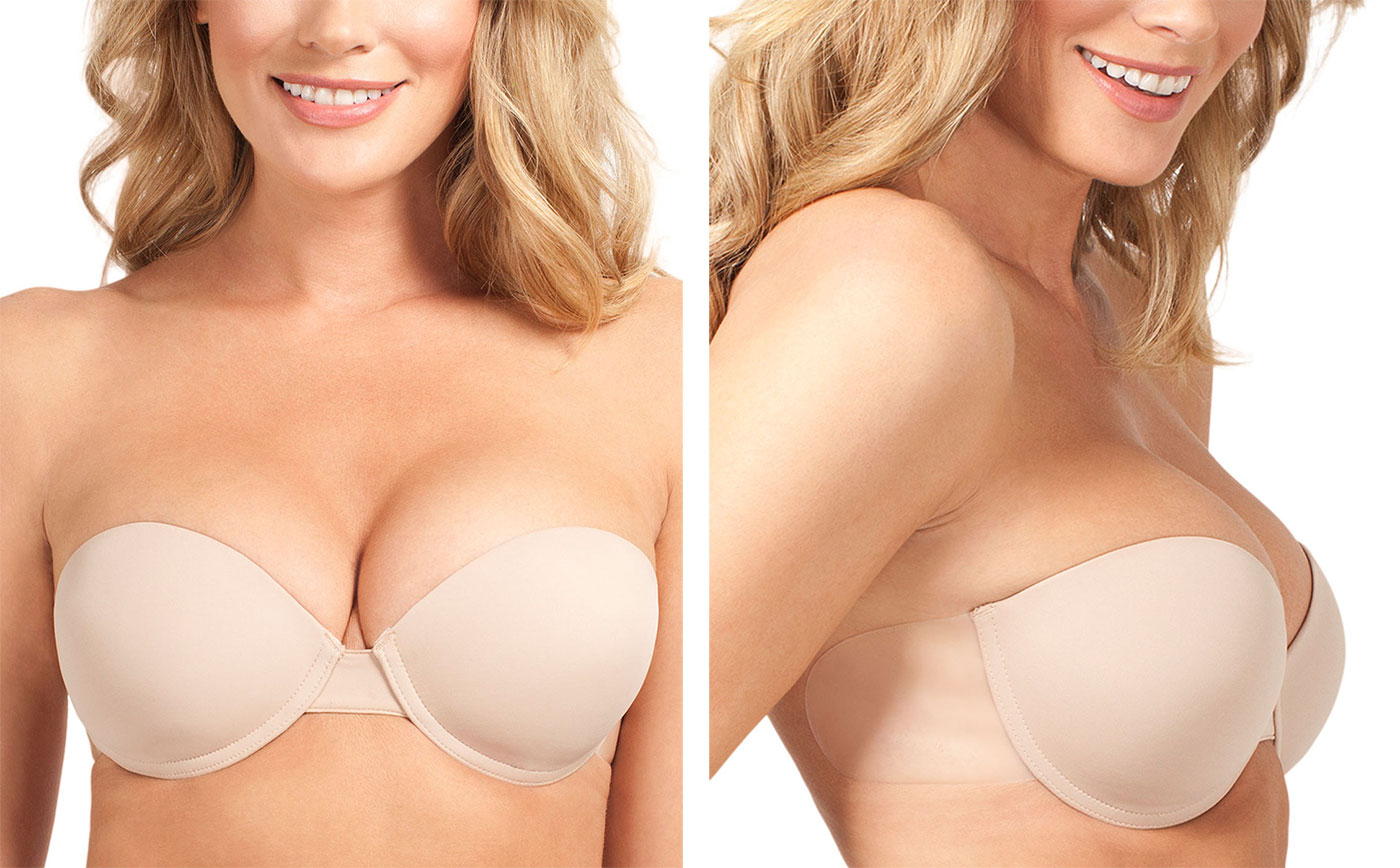 Go Bare Ultimate Boost Bra by Fashion Forms