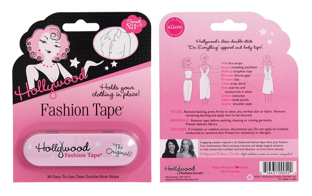 Hollywood Star Fashion Double Side Tape