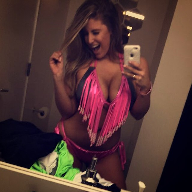 Ashley Alexiss Breast Implants