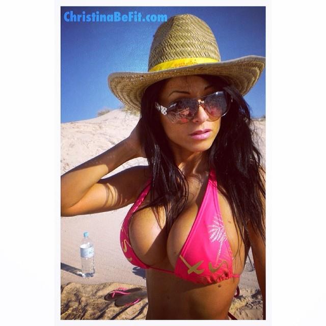 Christina Halkiopoulos Breast Implants