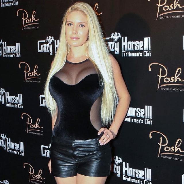 Heidi Montag Breast Implants