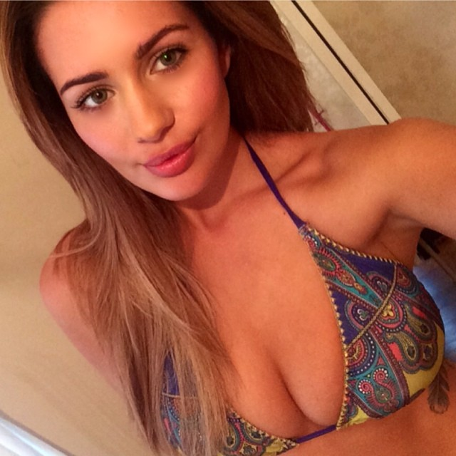 Holly Peers Breast Implants