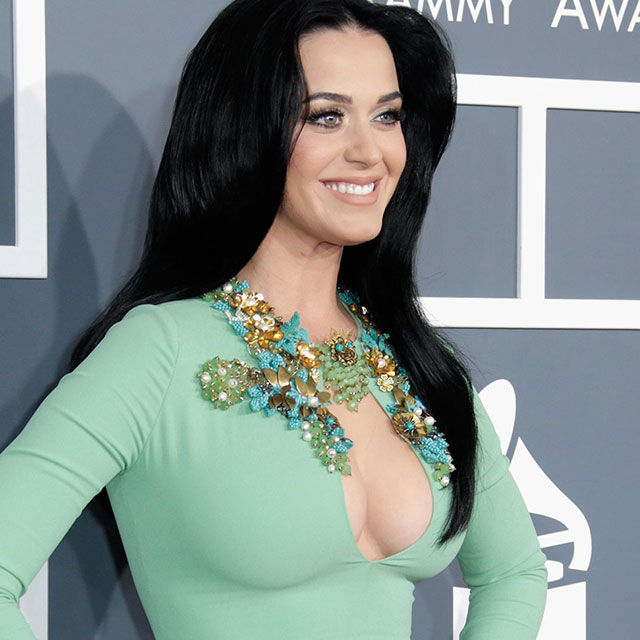 Katy Perry Breast Implants