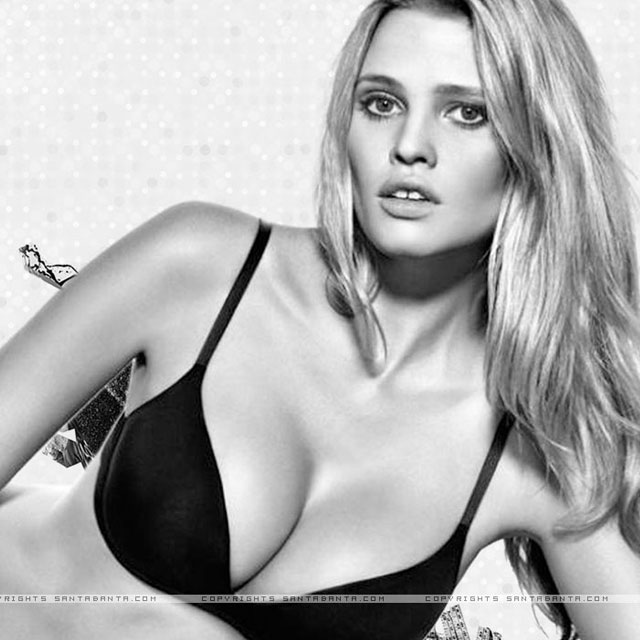 Lara Stone Breast Implants