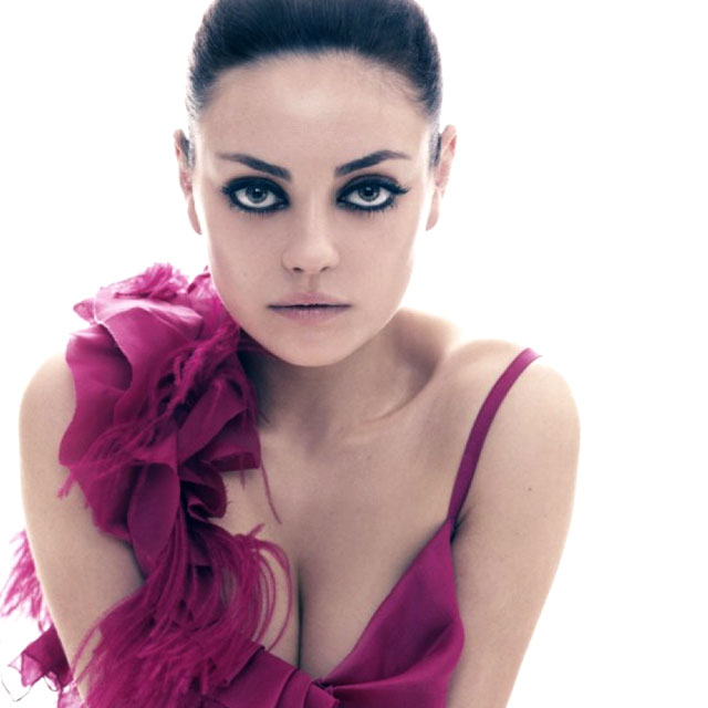 Mila Kunis Breast Implants