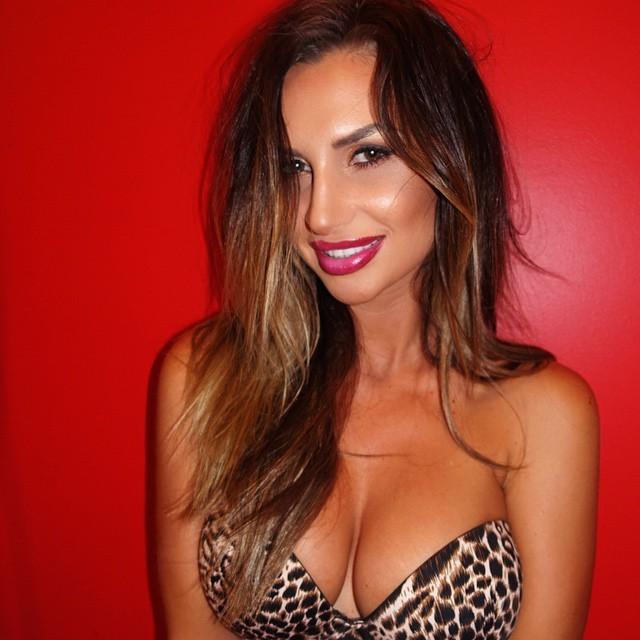 Rosanna Arkle Breast Implants