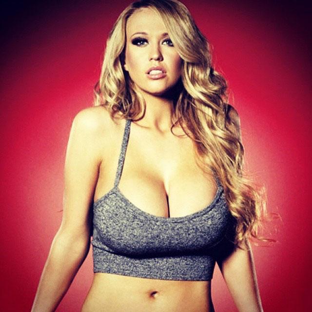 Sophie Reade Breast Implants