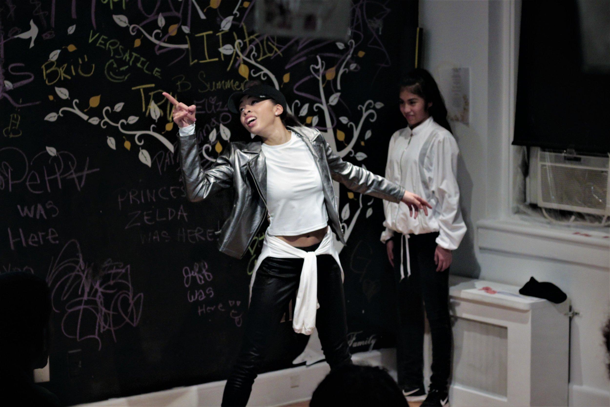 Lacey + JR Legacy - Hip Hop Dance