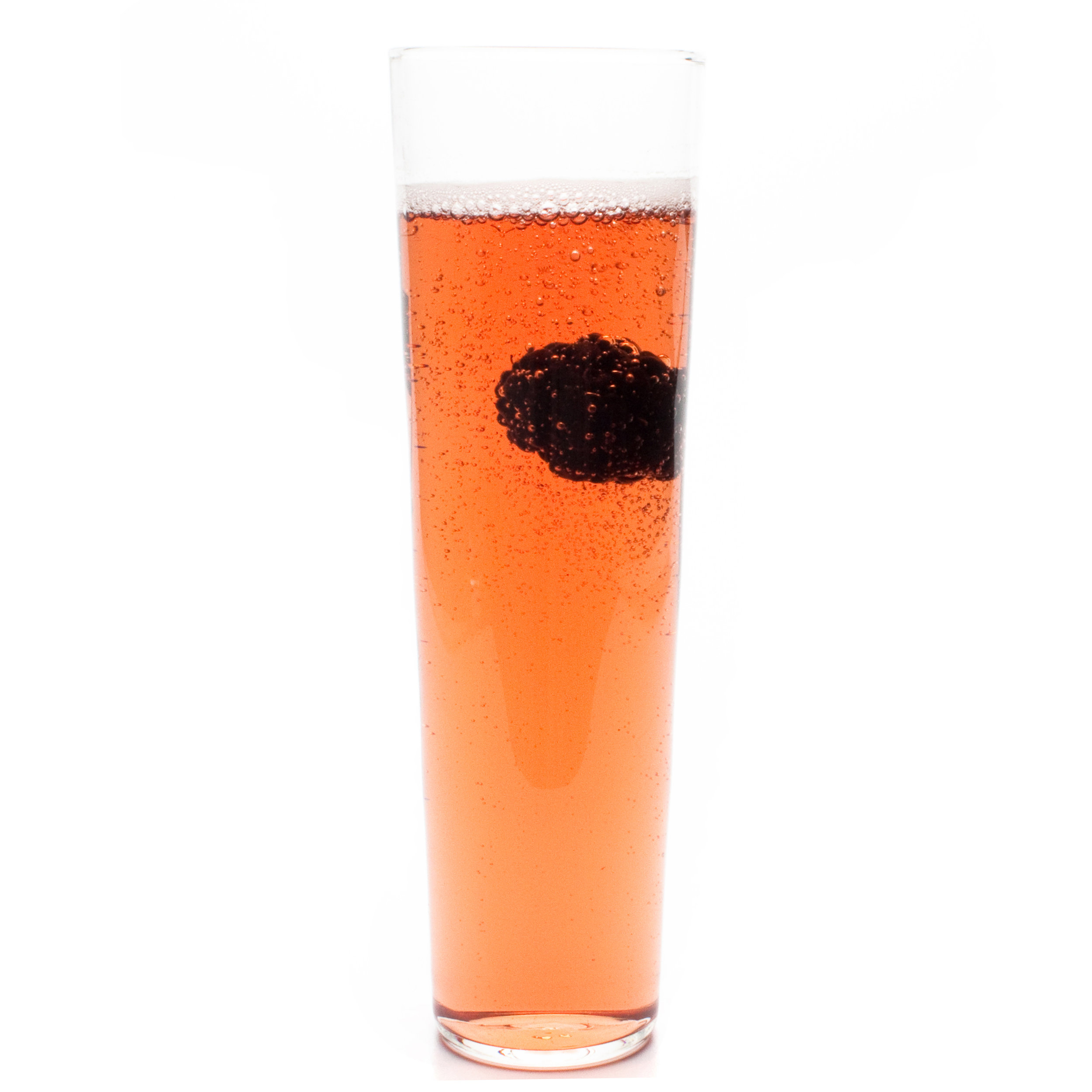 Blackberry Poblano Fizz