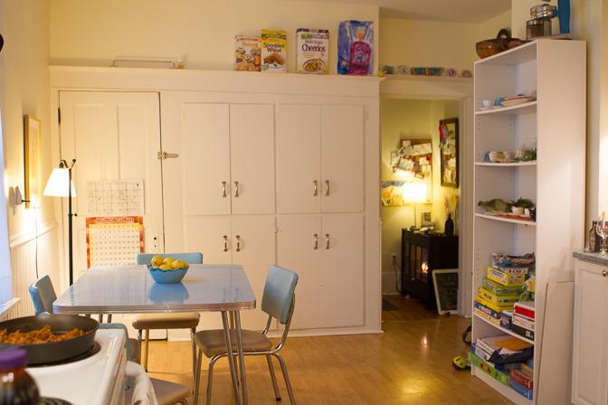 Sally's kitchen