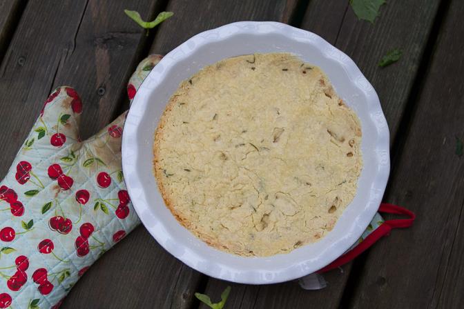 rosemary shortbread