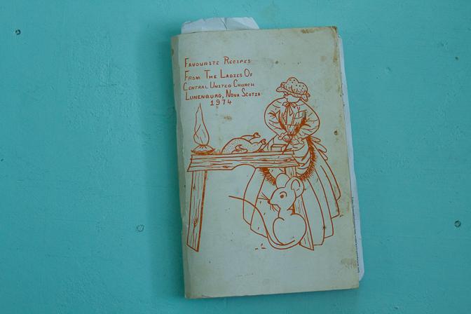 Lunenburg Cookbook