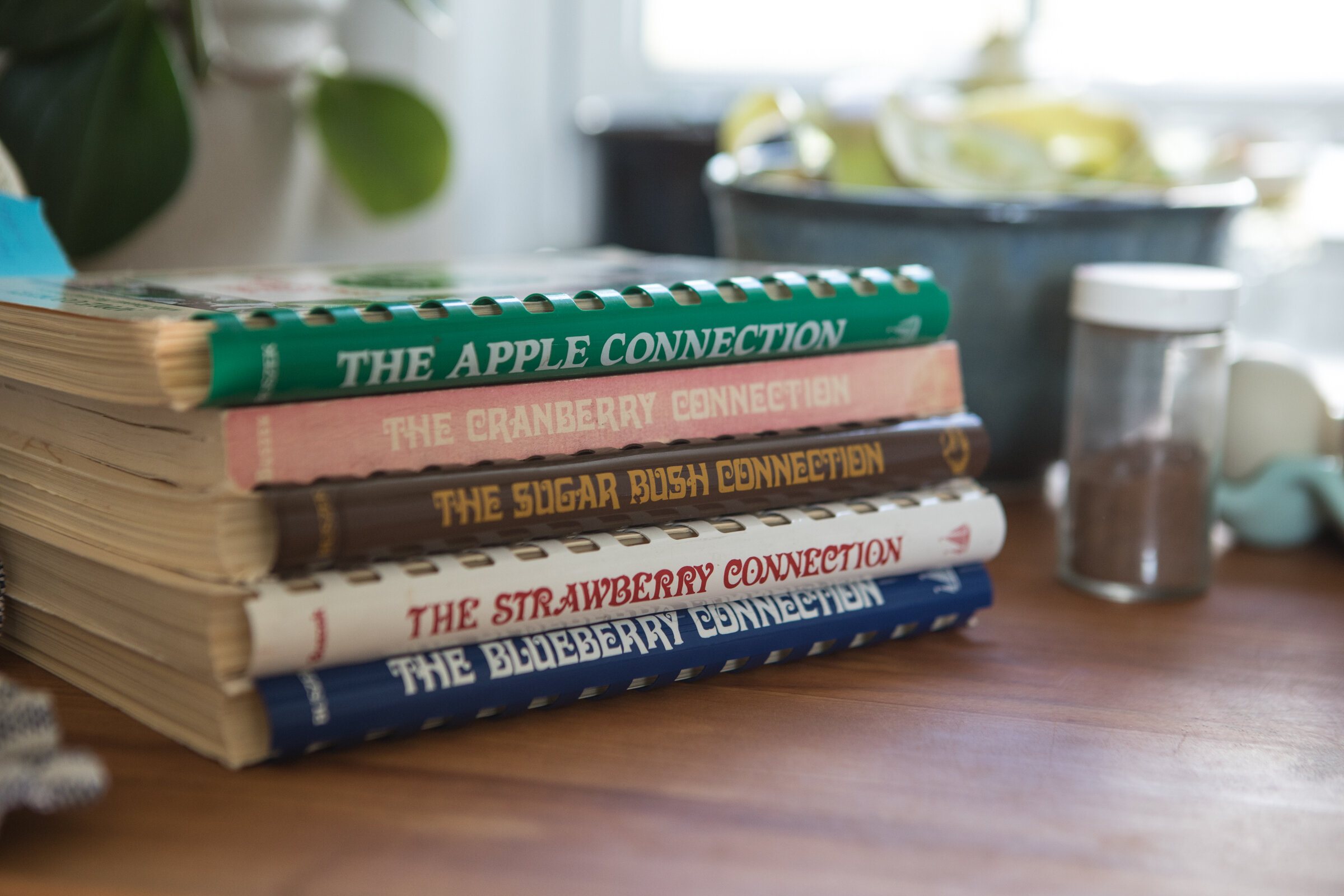Connections cookbooks
