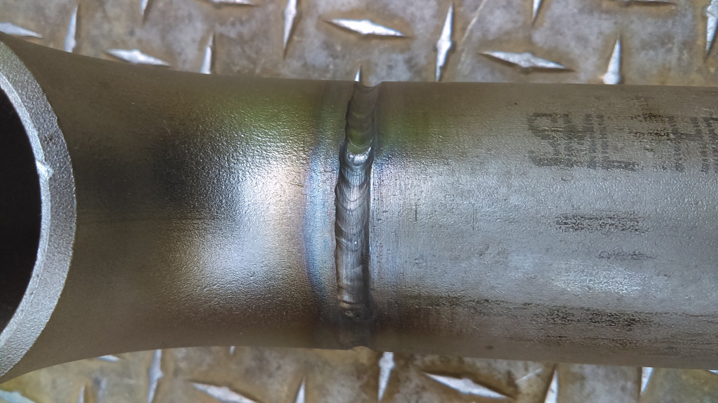 stainless pipe welding salvo brothers