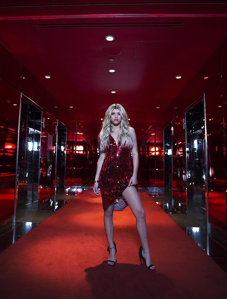 Sofia Richie for Modeliste Magazine July 2016
