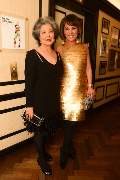 Alina Cho at the 2012 Spring Dance: New Year's in April, A Fool's Fête, hosted by CD Greene and New Yorkers for Children