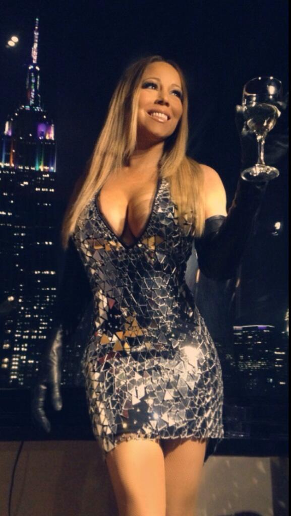 Mariah Carey, New Years 2014