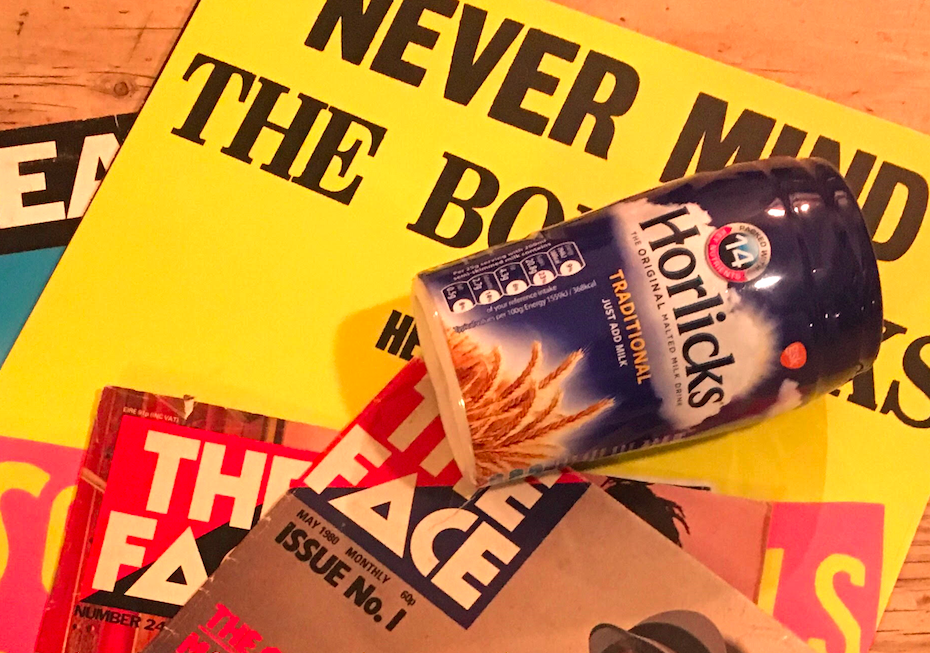Never Mind The Horlicks - Tales of Punk Rock & 2-Tone by Nick Knibb
