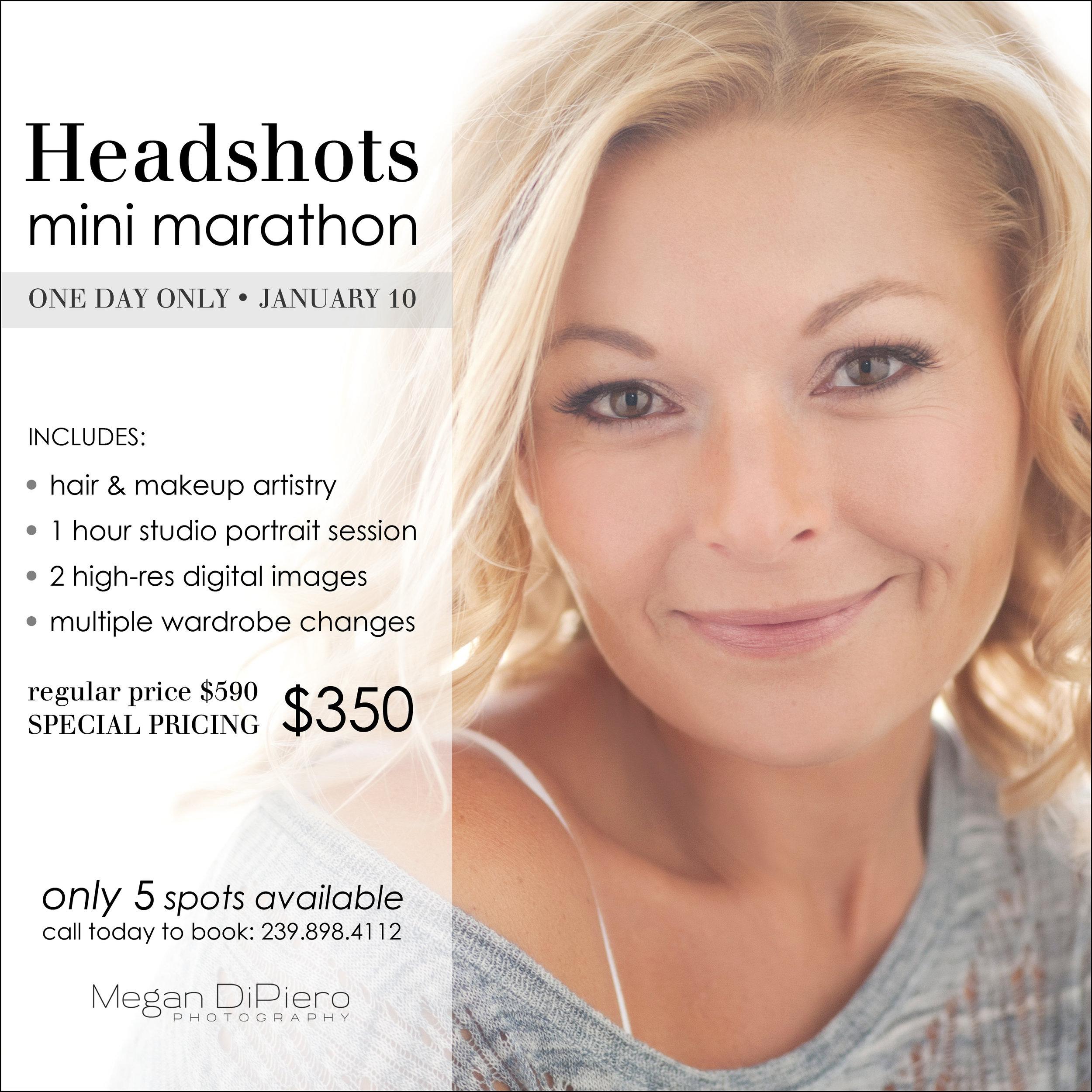 Megan DiPiero Photography {We Love Headshots!}