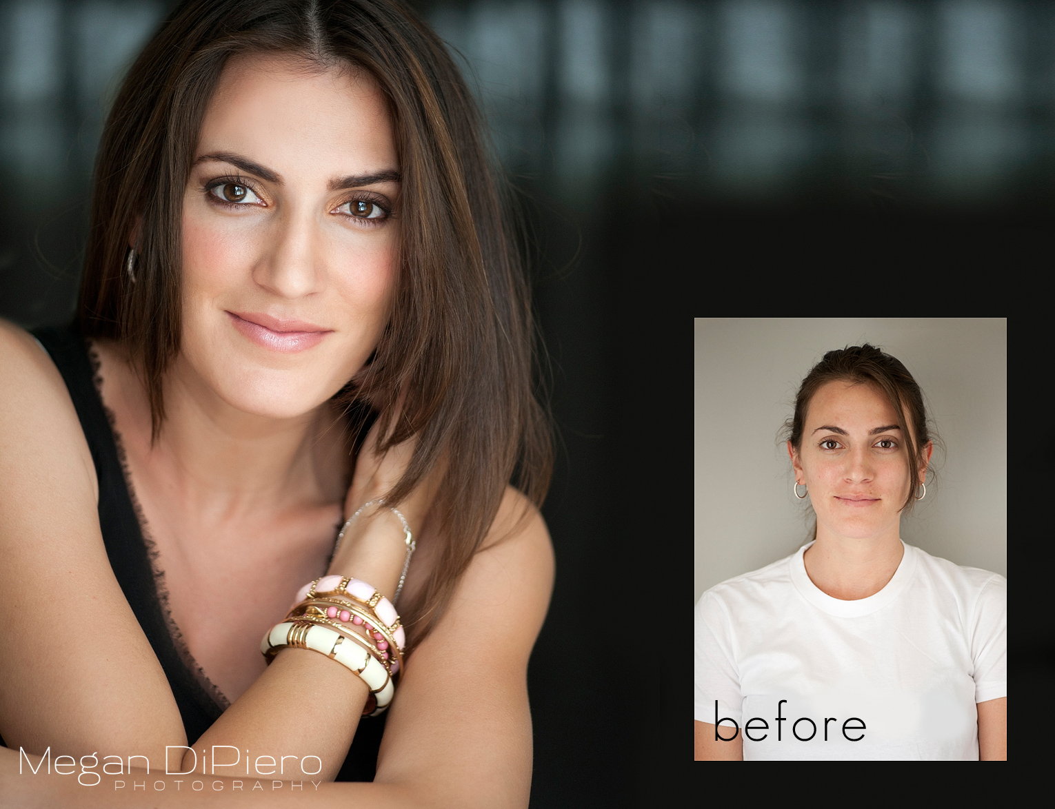 Megan DiPiero Photography {7 Steps to Your Best Headshots Ever}
