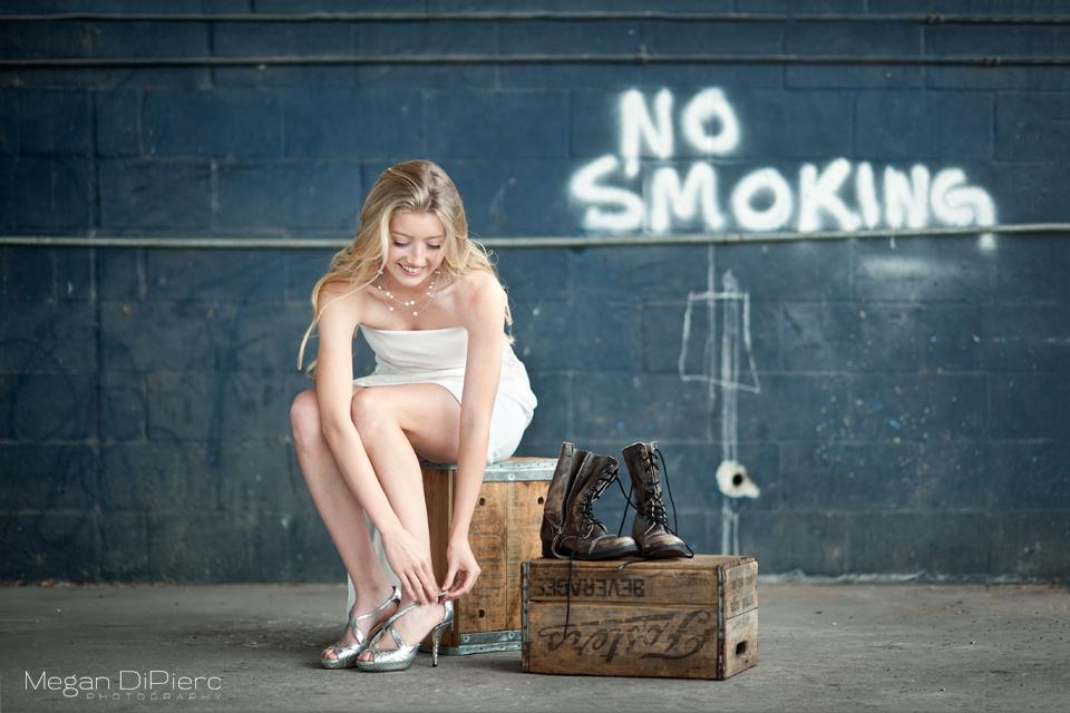 Megan DiPiero Photography {High School Senior Turned Cover Girl}