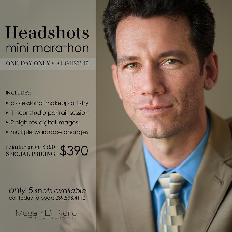 Megan DiPiero Photography {Need For Speed Headshots}