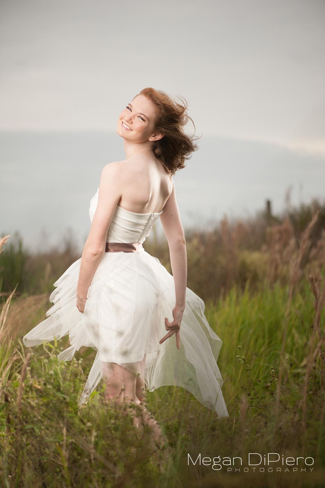 Megan DiPiero Photography {Senior Portraits With Flair}