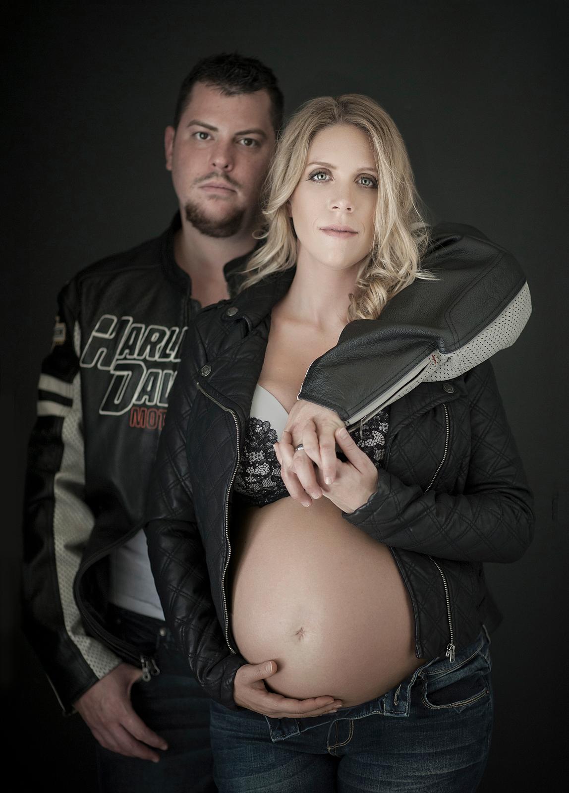 08-motorcycle-jacket-maternity-couple-badass-attitude-model-studio.jpg