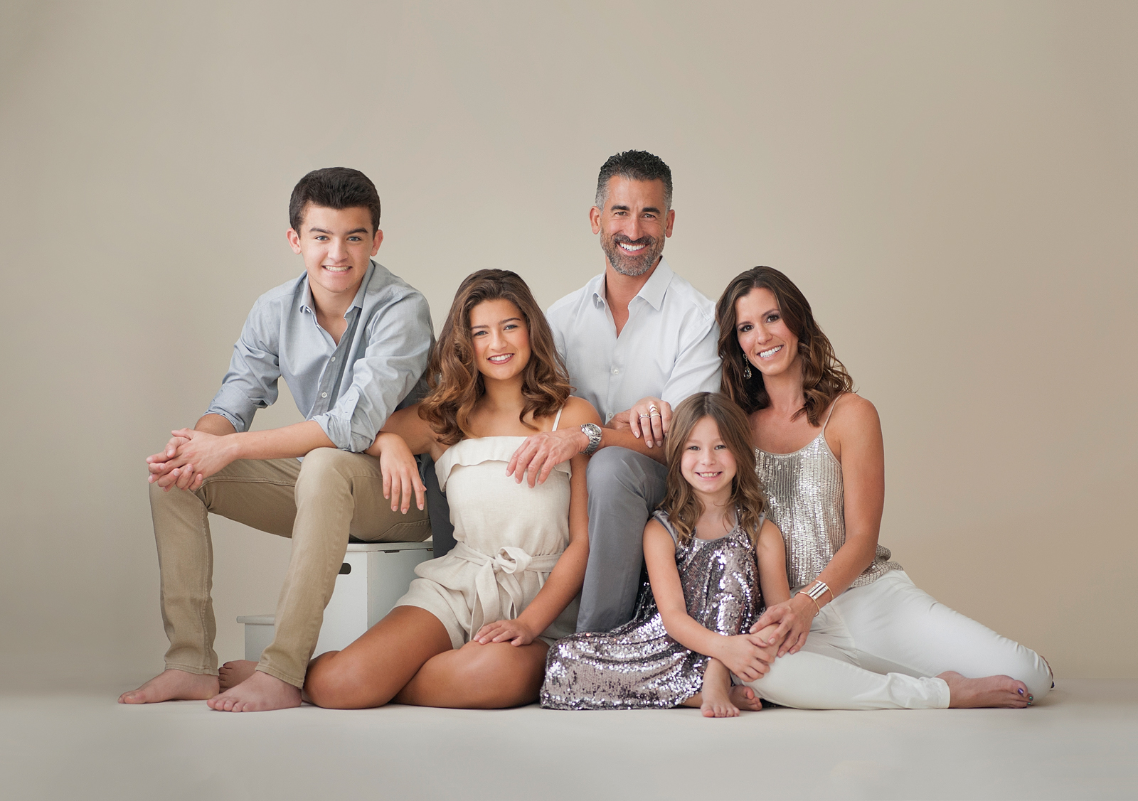 Family Fort Myers Naples Beauty Family Photographer