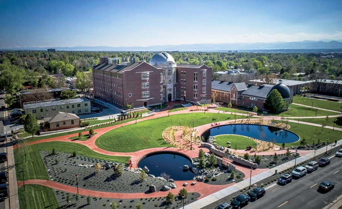 University of Denver, Ritchie School of Engineering and Computer Science