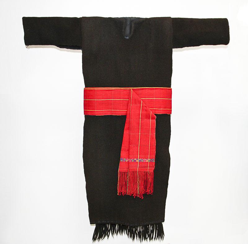 Tunic Totonicapán, Totonicapán Ixchel Museum Collection: Julia de Plocharski (P-570)