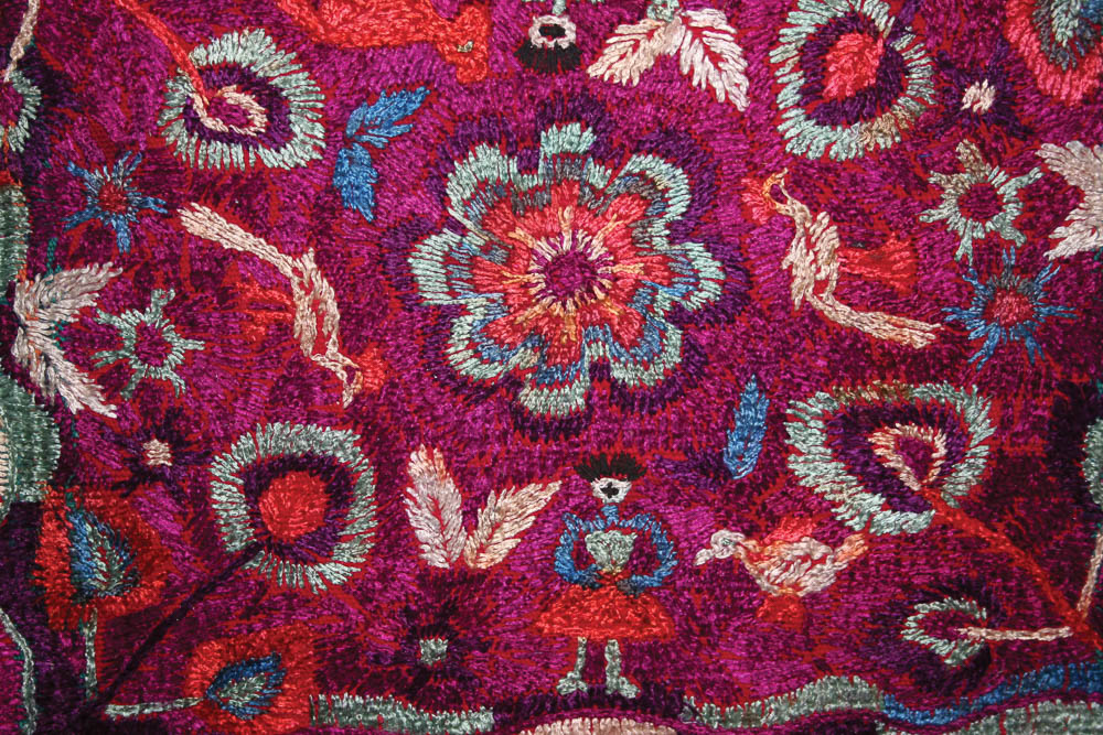 Detalle de paya, Patzún, Chimaltenango P-510©Archivo Fotográfico Museo Ixchel del Traje Ind°gena. Fotógrafo. Anne Girard