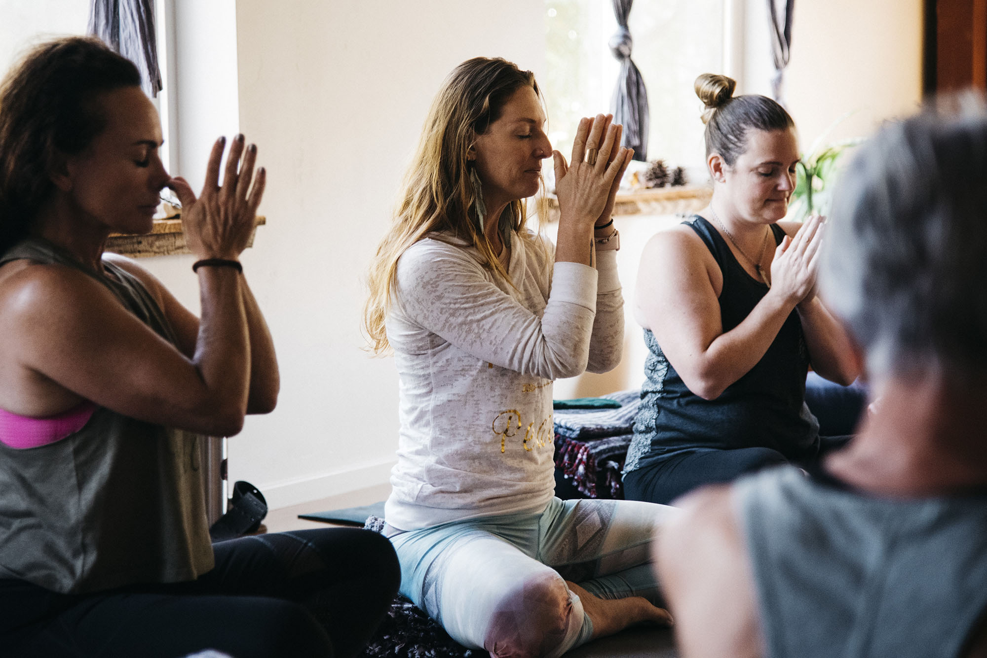 - Suitable for all levels. A restful, calming class including breathing, gentle flowing movements, passive and supported poses. This is a perfect beginning yoga class that is also appropriate for those working with injury, limited mobility, or who prefer a softer, gentler approach to yoga.