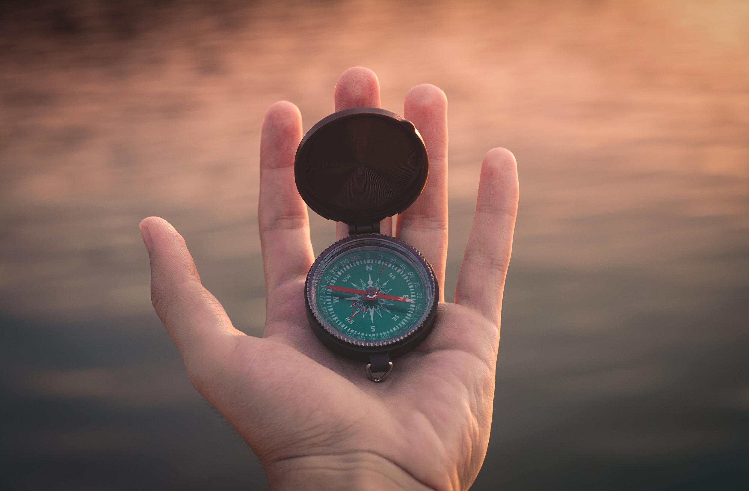 Balance Finder: Finde deine Vision im Leben