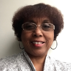 Charlotte Johnson, Treasurer   Charlotte worked as a labor and delivery nurse and mother/baby nurse at John H. Stroger, Jr. Hospital of Cook Country from 1981-1992. She was the OB nurse discharger planner from 1992-1998, and from 1998-2011, she was the perinatal outreach educator fro Stroger Hospital Perinatal Center, presenting education to nurses and physicians at the network hospitals. During that time, she also worked as the lactation consultant and coordinated the breastfeeding program for the hospital, which was a peer counselor-based program. From 2002-2005, she volunteered as a doula for pregnant women incarcerated at Cook County Jail delivering at Stroger Hospital. She retired in 2011 but volunteers with organizations providing pregnant and parenting women and families in underserved communities.