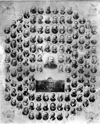 Delegates to Mississippi Constitutional Convention, 1890