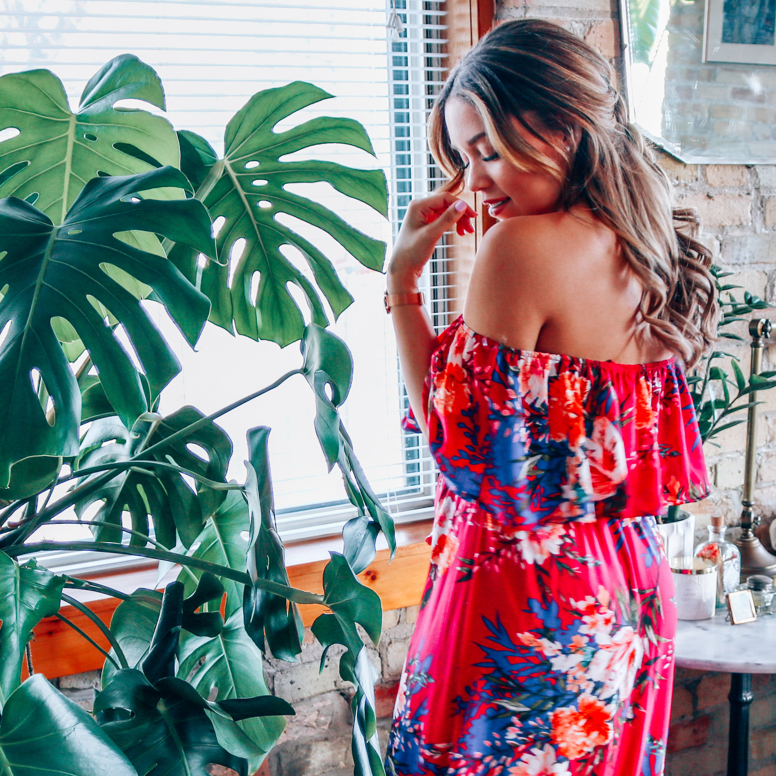 Summer Maxi - Dress: Shop Pink Blush
