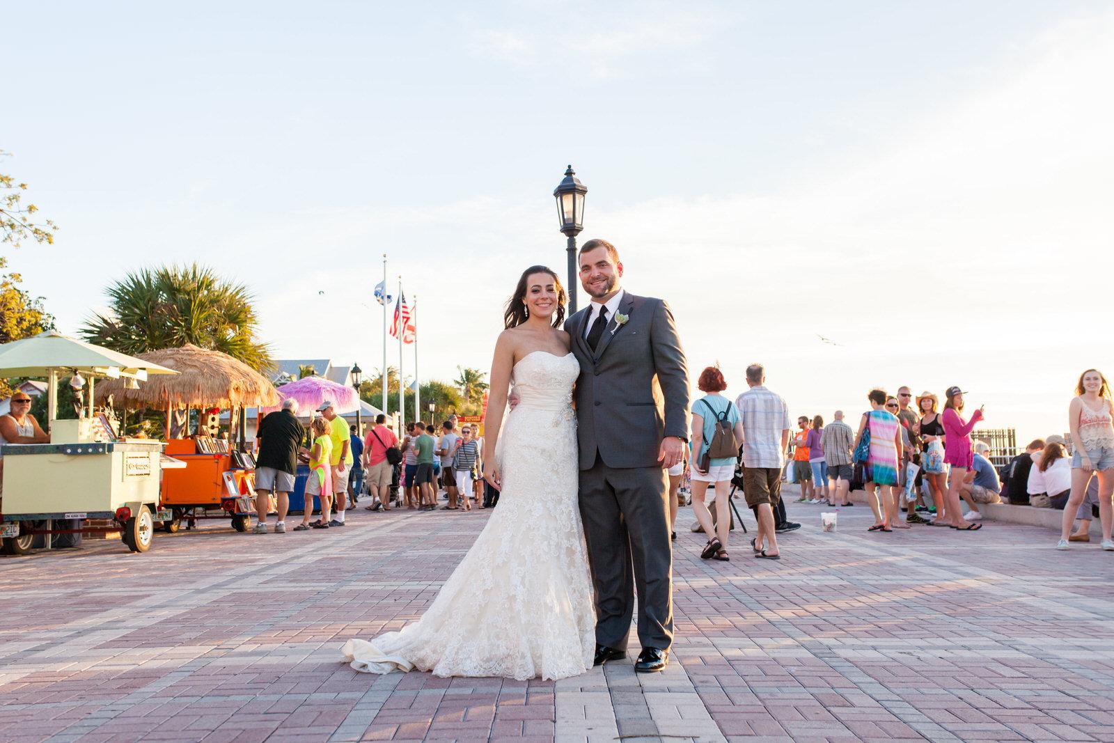 Filda Konec Photography Key West Wedding