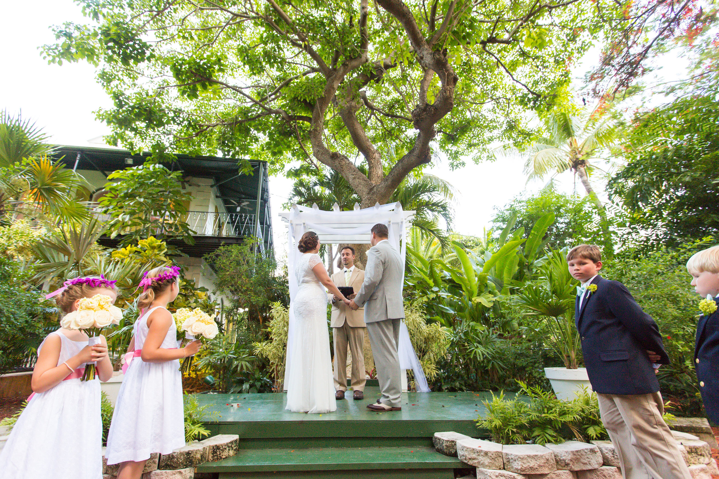 Key West Wedding Hemingway House | Katie+Chad | Soiree Key West7.jpg