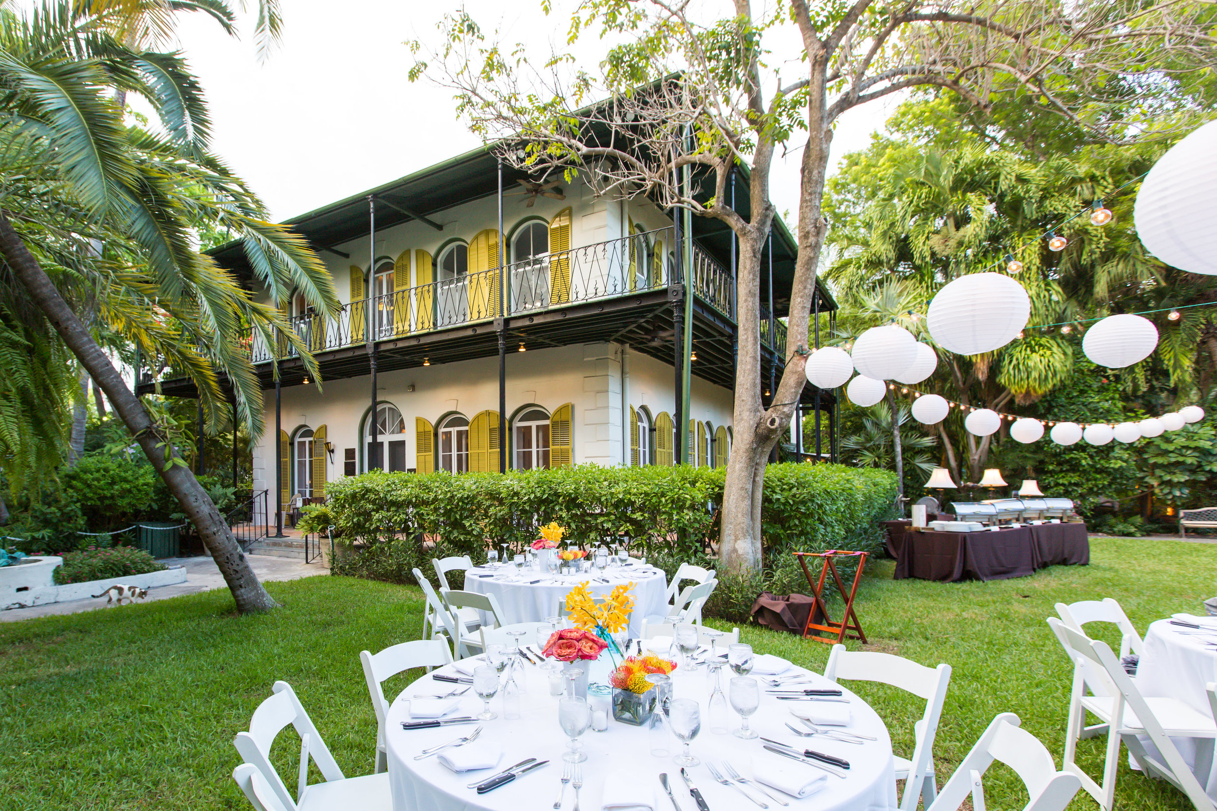 Key West Wedding Hemingway House | Katie+Chad | Soiree Key West15.jpg