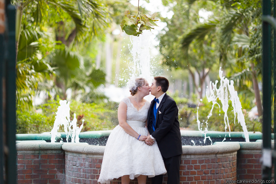 SARAH + DENNIS | AUDUBON HOUSE WEDDING