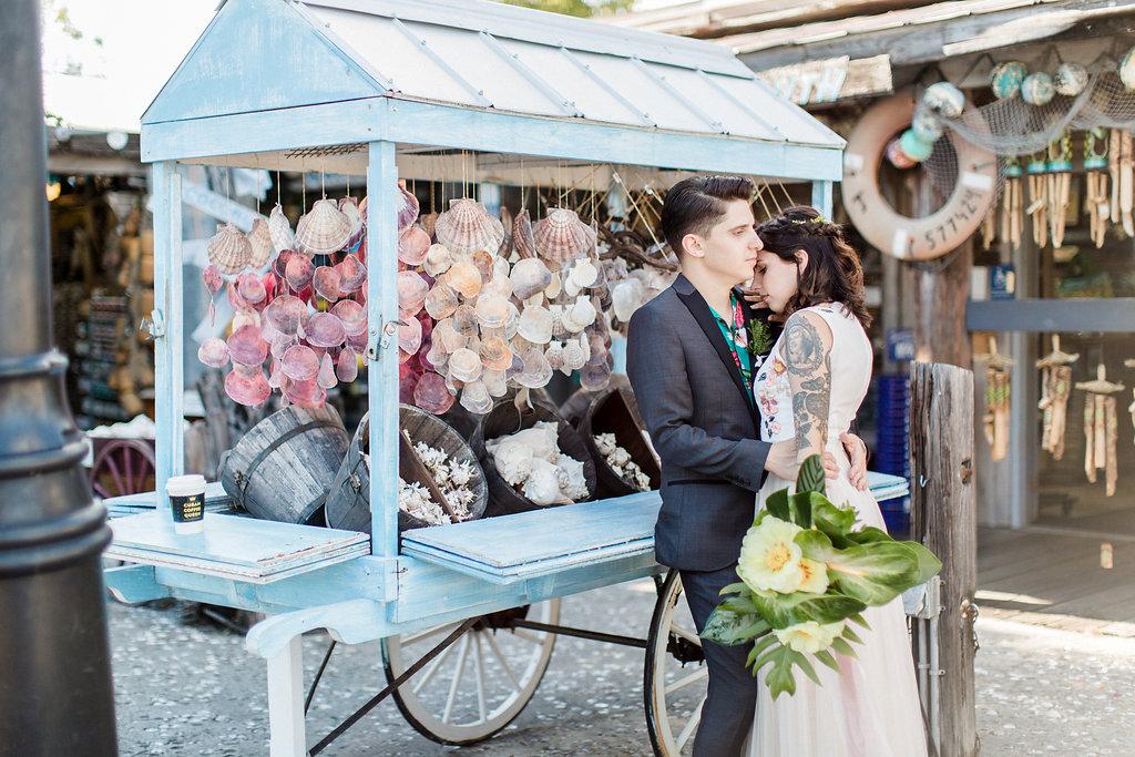 CHLOE + GABE | AUDUBON HOUSE WEDDING (FEATURED IN GREEN WEDDING SHOES)
