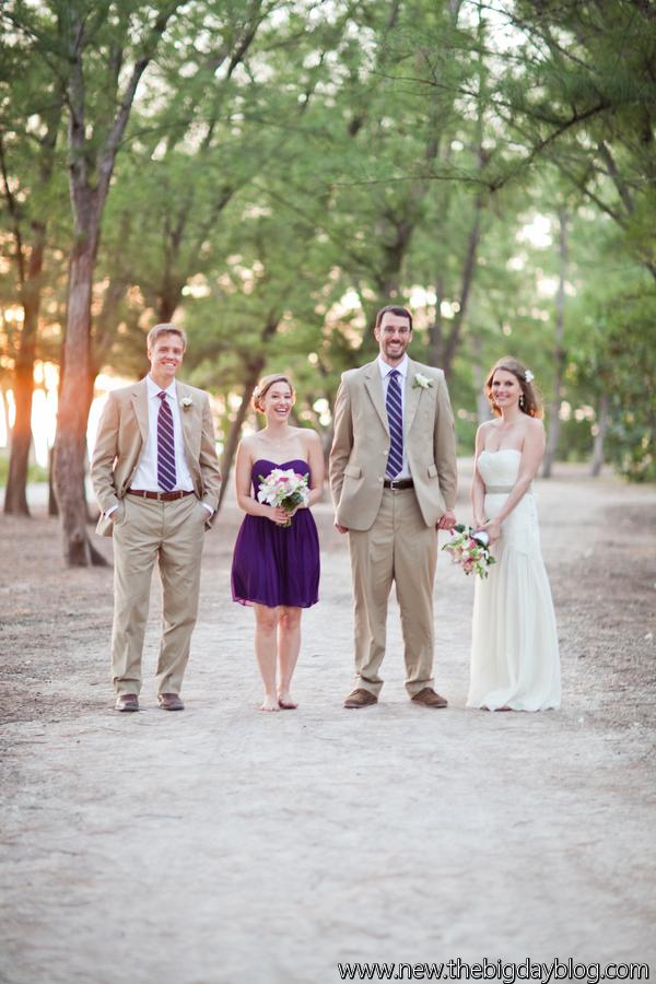 KIM + JEFF   FORT ZACHARY TAYLOR WEDDINGS