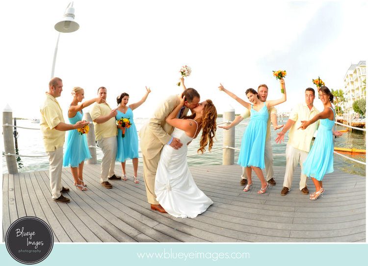 ELENA + MATTHEW | HYATT KEY WEST WEDDINGS