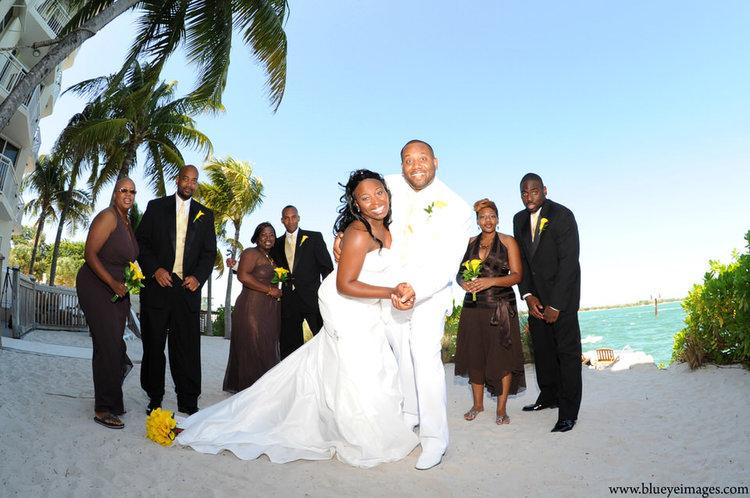 TAY + KAEL | HYATT KEY WEST WEDDINGS