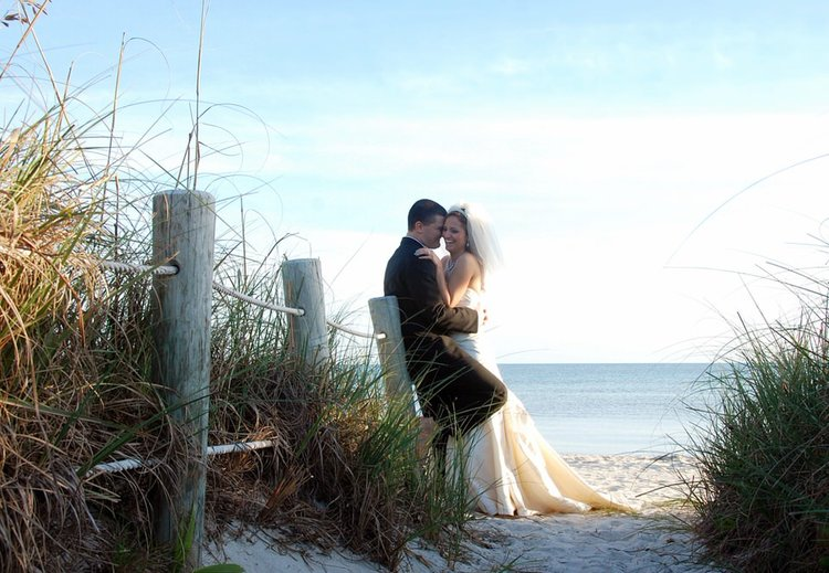 EDITH + MIKE | OCEAN KEY RESORT WEDDINGS