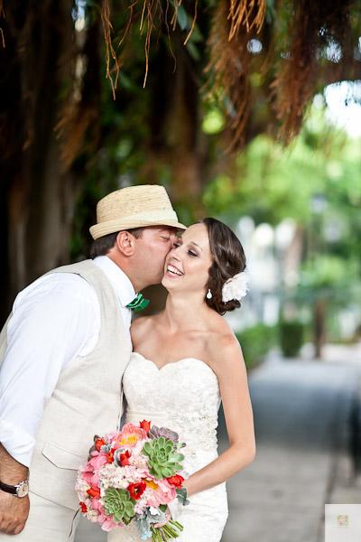 BRANDIE + CLINT | OCEAN KEY RESORT WEDDINGS